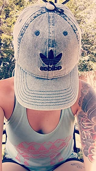 adidas Women's Originals Relaxed Fit Strapback Cap Love LOVE this hat!