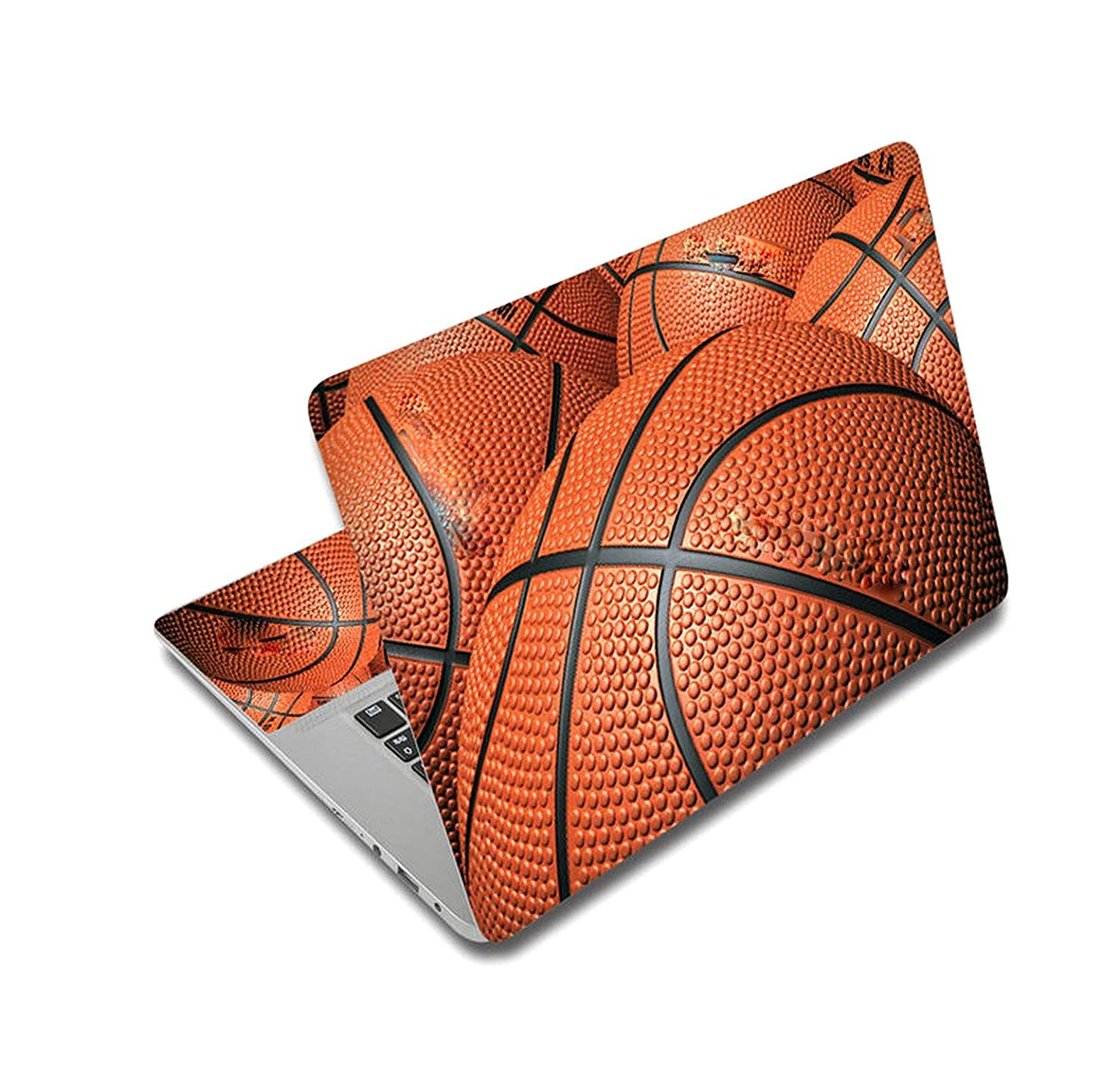 Football Laptop Sticker Basketball Notebook Skin Computer Stickers For Acer/Dell/Asus/Mi Pro/Lenovo,Custom Other Size,Laptop Skin 5