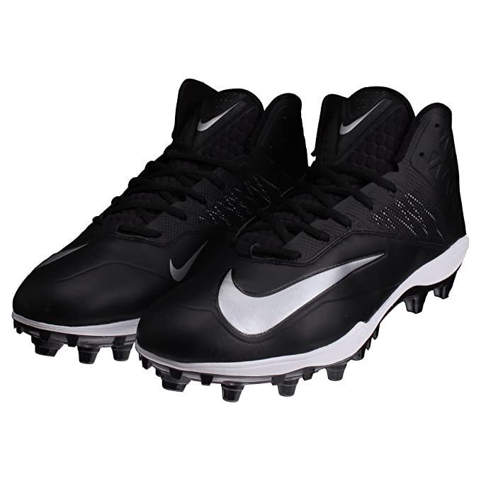 3c39c7601 Amazon.com   Nike Zoom Code Elite 3 4 Shark Football Cleats   Shoes