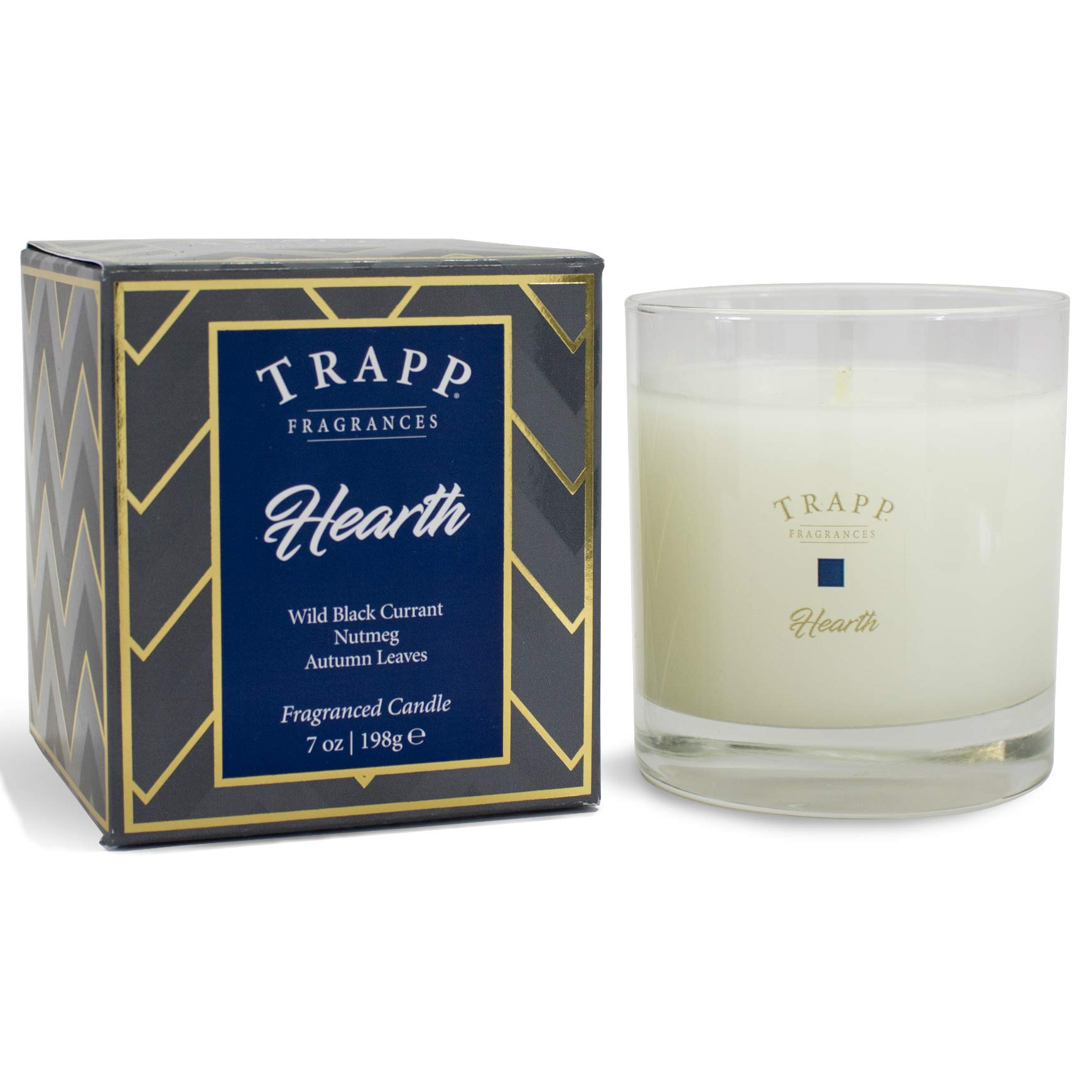 Trapp 7oz Limited Edition Seasonal Poured Scented Candle - No. 92 Hearth