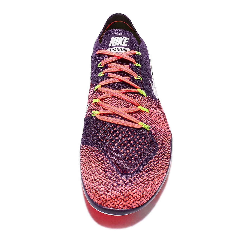 Nike Nike Nike Damen gratis Focus Flyknit 2 lila Turnschuhe 880630 501 7adf73