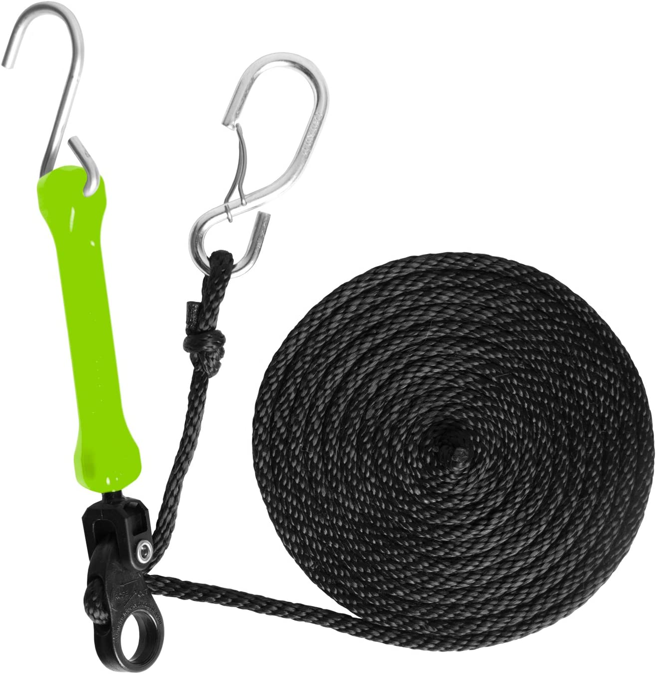 Safety Green AS36G4PKP Adjust-A-Strap Adjustable Bungee The Perfect Bungee by BihlerFlex 36 4-Pack