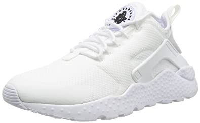 huge discount 4905e a10bc Nike W air huarache run ultra, Womens Running Shoes, White (White-Black