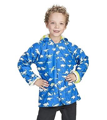 d1fd9443b Amazon.com  Hatley Boys  Printed Raincoats  Clothing
