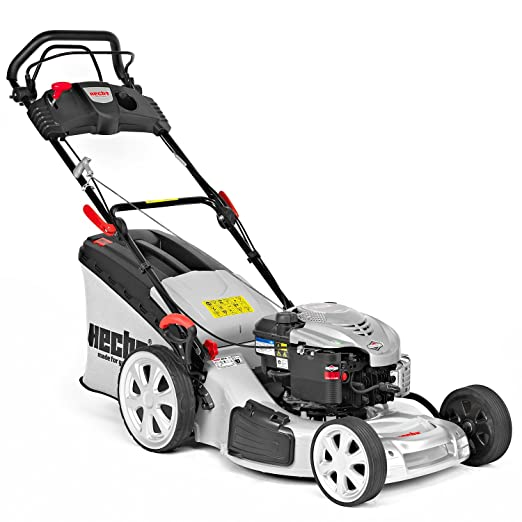 HECHT 554 AL Walk behind lawn mower Gasolina - Cortacésped ...