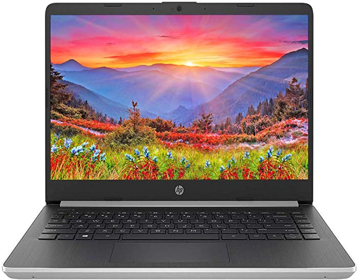 "HP 14"" Laptop - 10th Gen Intel Core i3-1005G1 Processor 1.2GHz 4GB DDR4 2666 SDRAM 128GB SSD 14-dq1033cl"