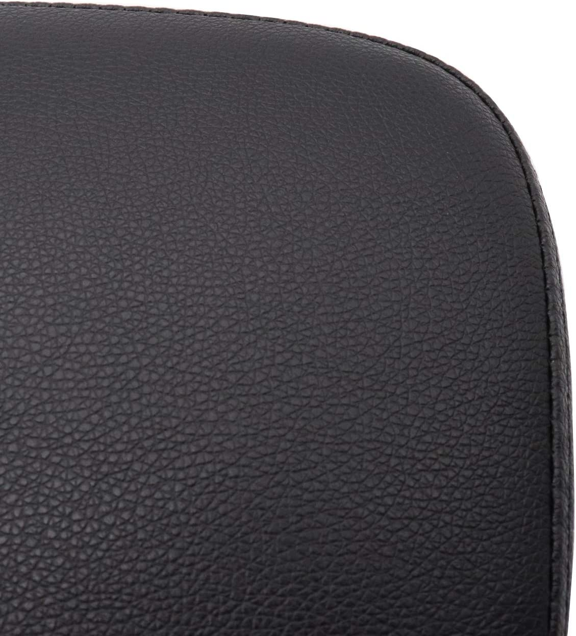 WOOSTAR Motorcycle Brown Seat Cushion with 8 Suckers Replacement for Harley 883 X48 1200