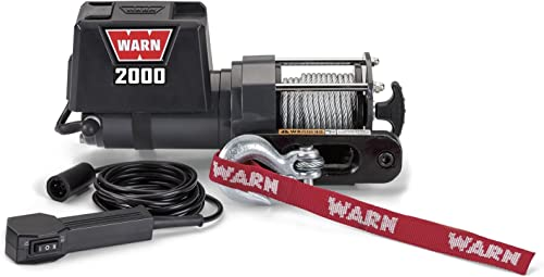 Small <span>12v Electric Boat Trailer Winch</span> [Warn] Picture