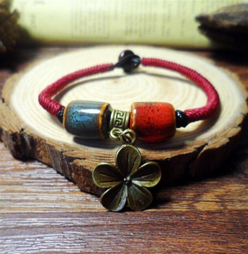 Basteln Malen Eine Gute Wahl Ethnische Stil Blume Armband