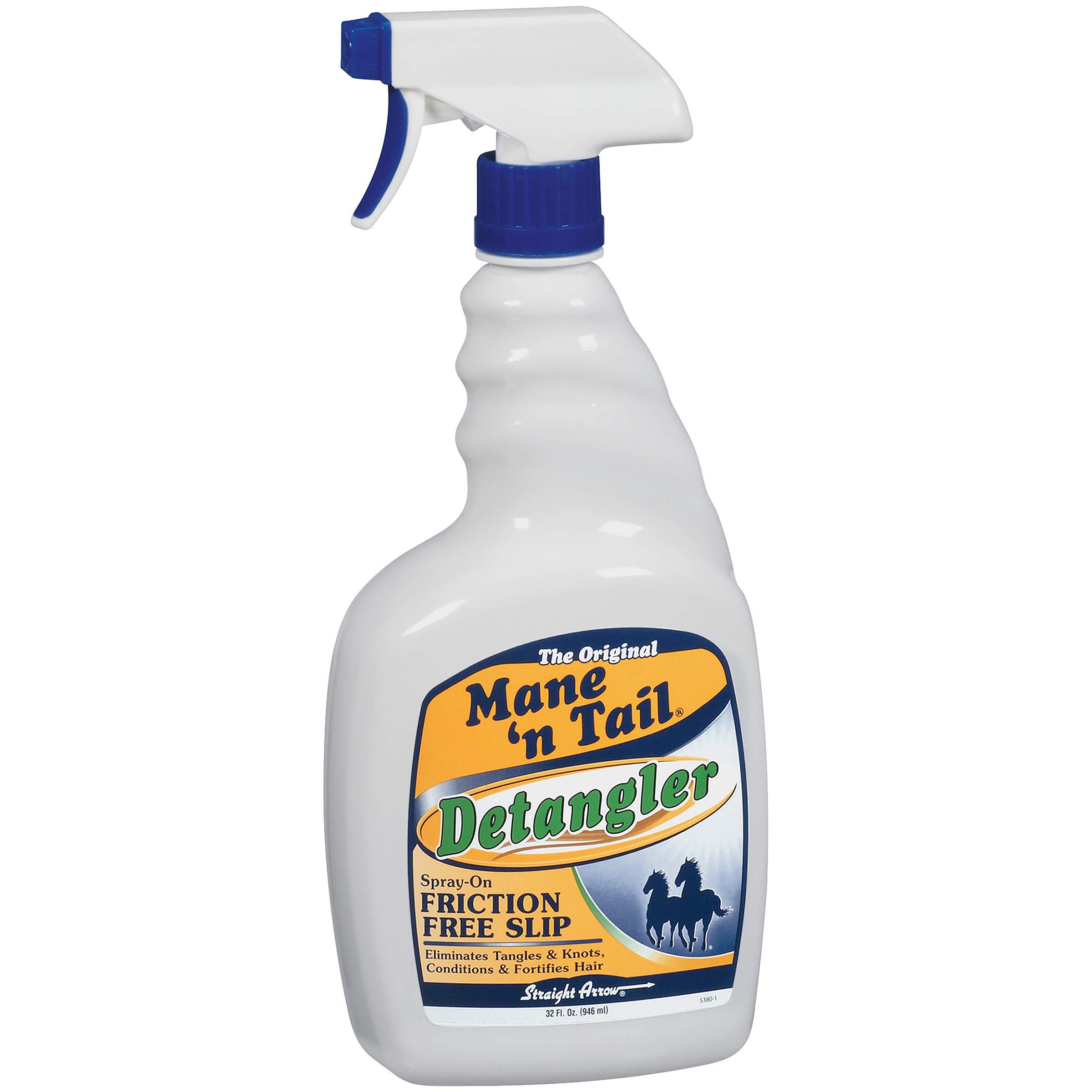 Mane 'n Tail Detangler ElIMINATES TANGLES & KNOTS 32 Ounce Sprayer