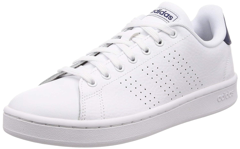 Adidas Herren Advantage Tennisschuhe weiß  | Mode-Muster