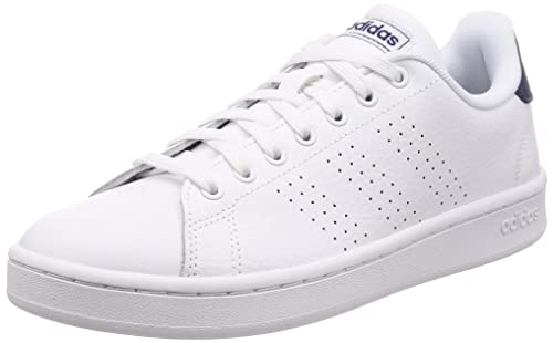 adidas Men's Advantage Tennis Shoes: Amazon.co.uk: Shoes & Bags