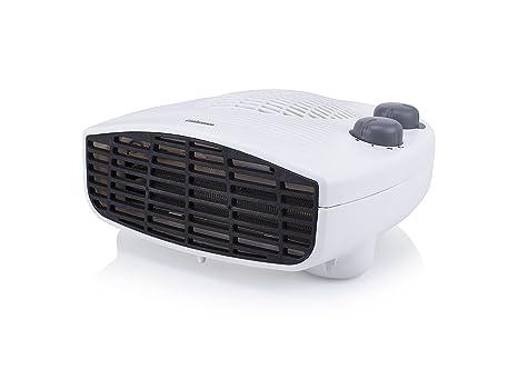 Tristar KA-5046 Calefactor eléctrico con 3 Funciones Ajustables y termostato Regulable, 2000 W