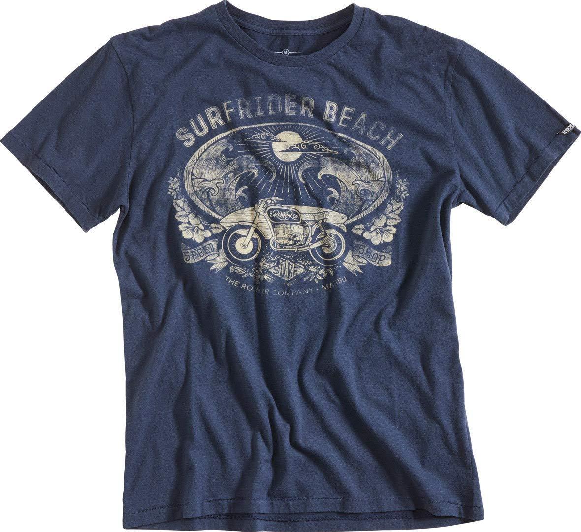 Rokker Dark T-Shirt Surfrider Dark Rokker Navy, XL 8a01bd
