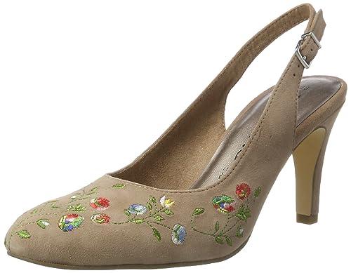 Tamaris Women's 29666 Wedge Heels Sandals