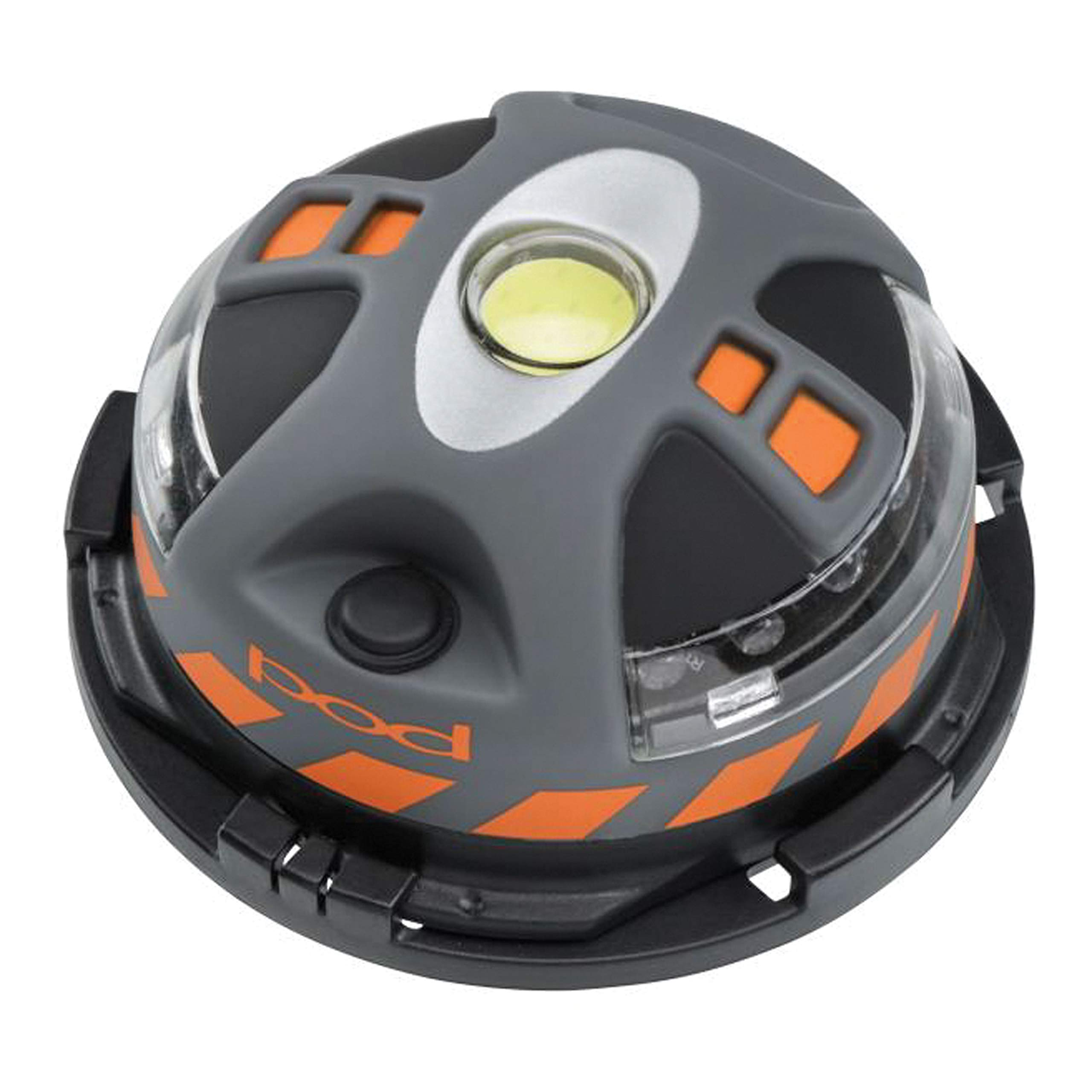 Reese Towpower PD110200 POD Hazard, Dual-Use Emergency Warning and Work Light, Weather Resistant