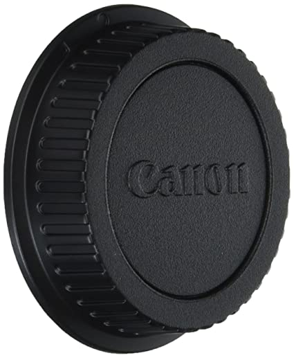 a30f5cb94 Amazon.com : Canon Lens Rear Cap for Canon EF SLR Lenses : Camera ...