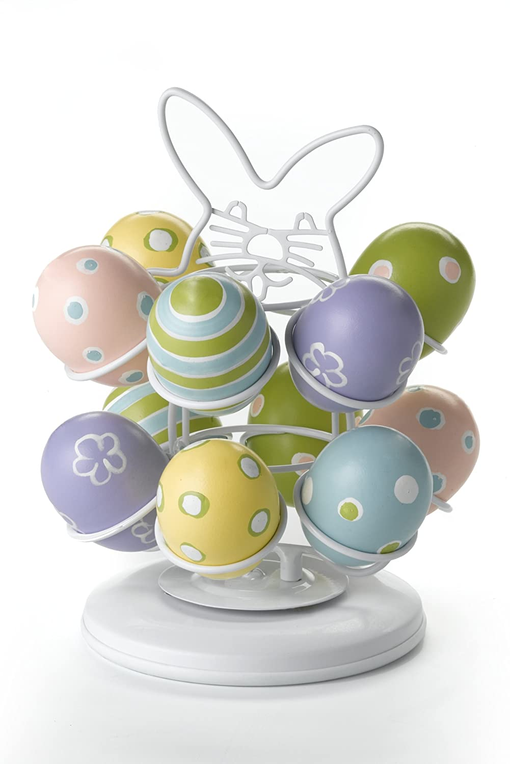 Amazon nifty easter egg carousel kitchen dining negle Images