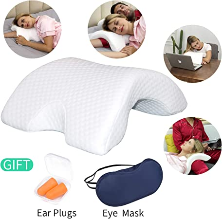 New Slow Rebound Memory Foam Pillow Cervical Pillow for Neck Pain Anti Snore Pad