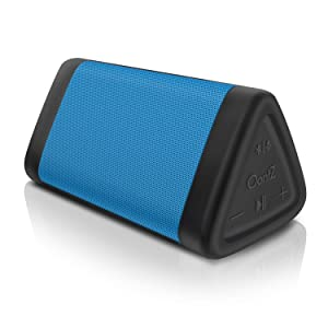 Richer Bass Bluetooth Speakers by Cambridge SoundWorks Portable Bluetooth Speaker Superior Stereo Sound Incredible 30 Hour Battery Playtime IPX5 OontZ Angle 3 PLUS 10+ Watts for Louder Volume