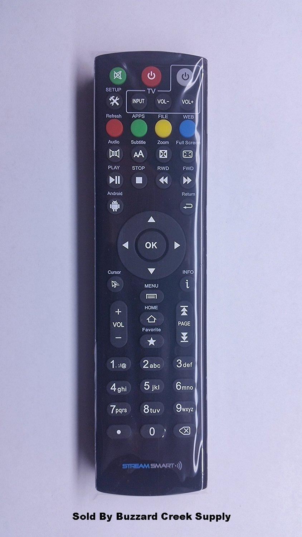 New Streamsmart - Streamstation Remote & AC Adapter