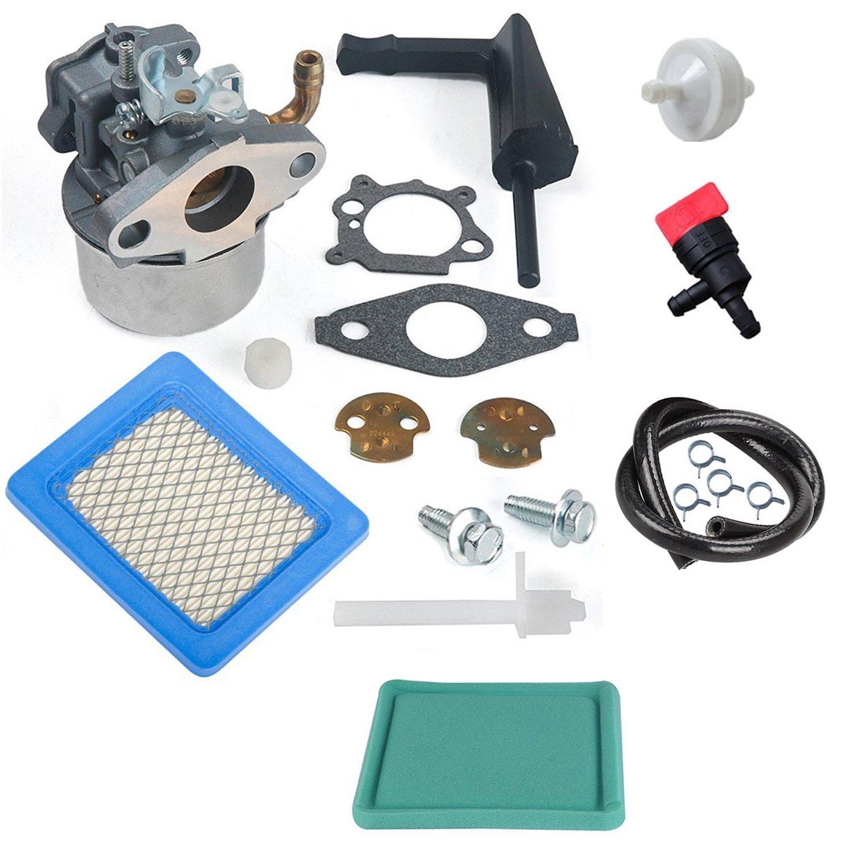 OxoxO Carburetor Carb Kit Filtro de Aire Pre Filtro de ...