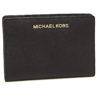 e2ae2a2a90ef [マイケルコース]コインケース カードケース アウトレット レディース MICHAEL KORS 35F8GTVD8L BLACK ブラック [