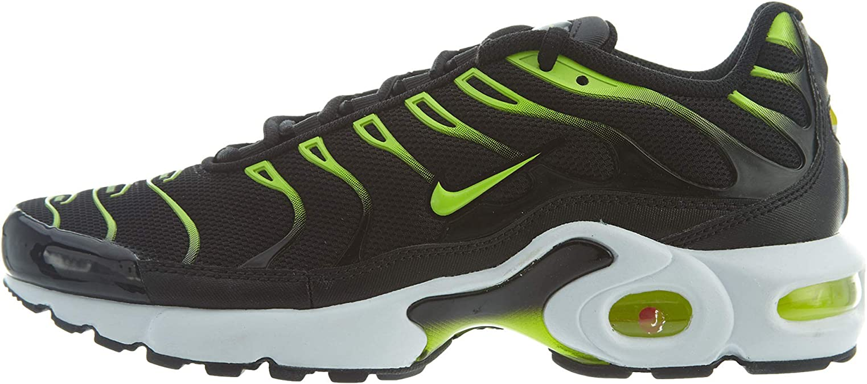 Seducir Estallar bosque  Amazon.com | Nike Air Max Plus TN (GS) Youth Sneaker | Fashion Sneakers