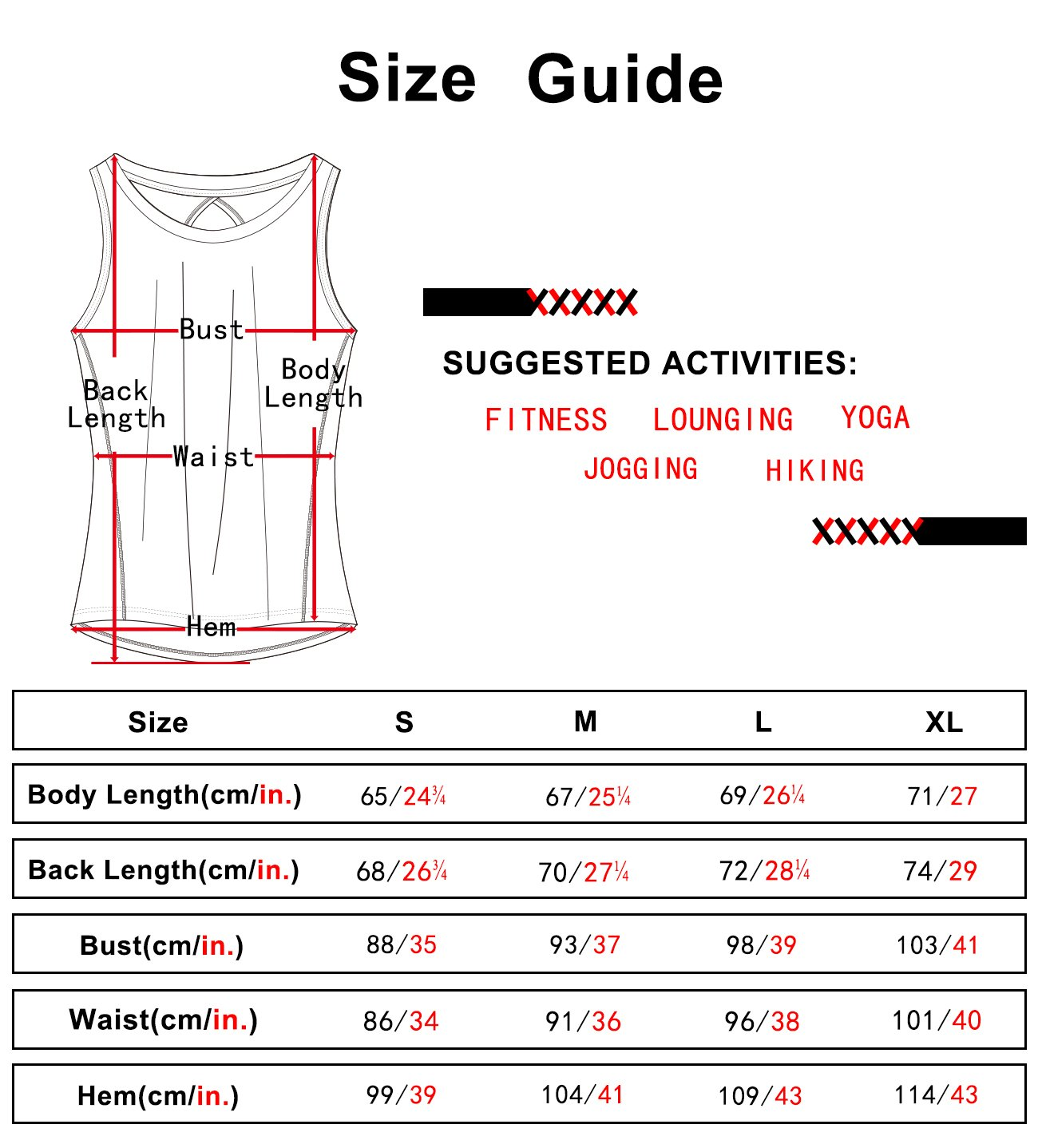 icyZone Yoga Tops Activewear Workout Clothes Open Back Fitness Racerback Tank Tops for Women (L, Grey)