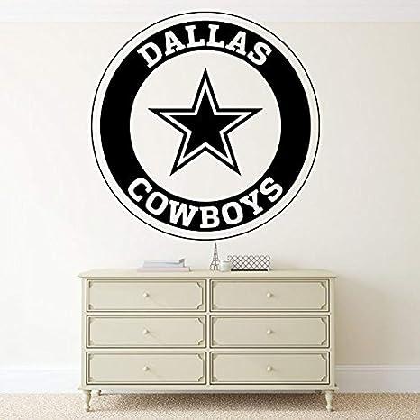 Dallas Cowboys Custom II Vinyl Wall Sticker