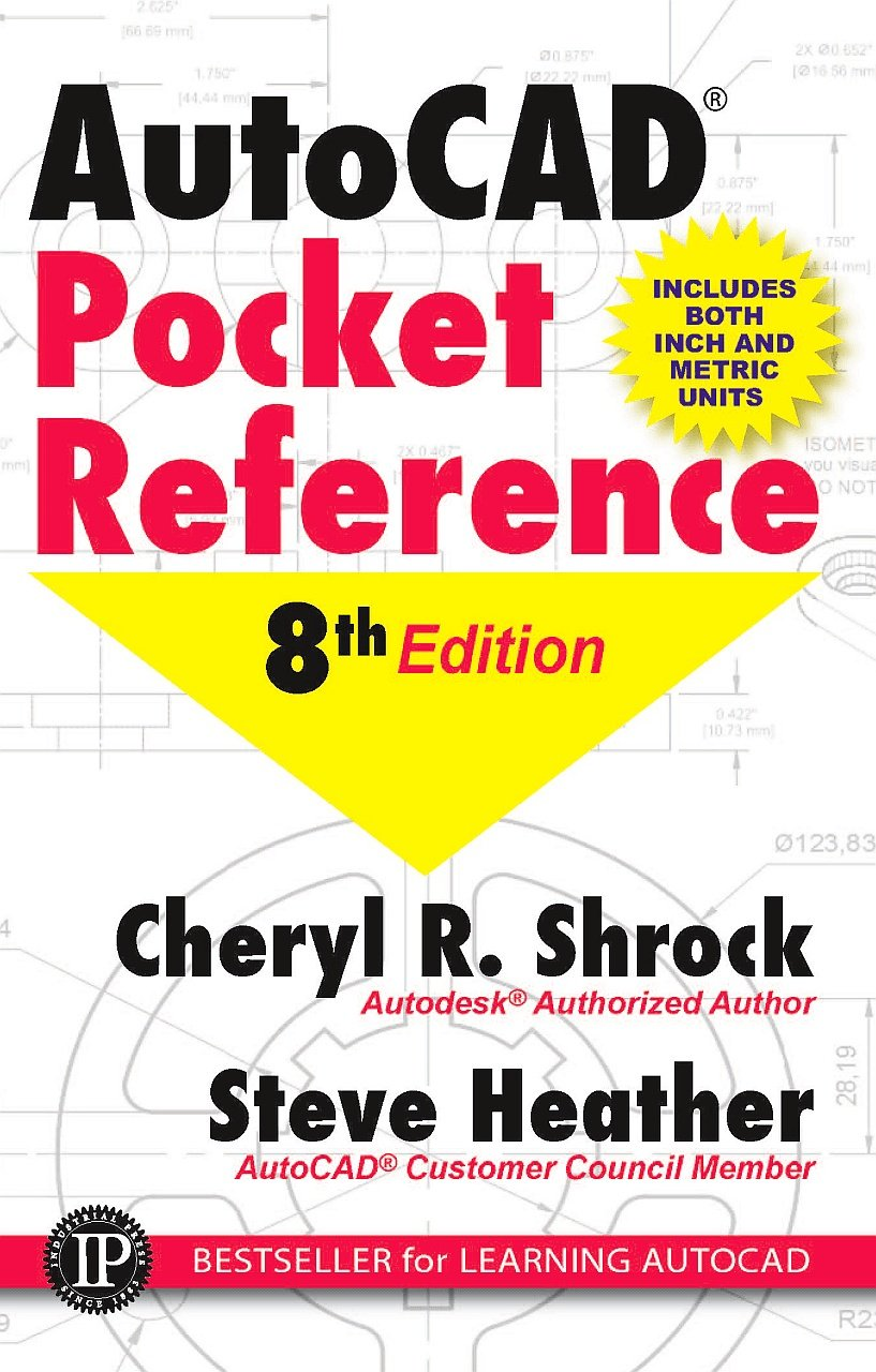 Autocad Pocket Reference: For Autocad Versions 2018 and 2019