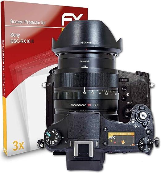 Atfolix Panzerfolie Kompatibel Mit Sony Dsc Rx10 Ii Kamera
