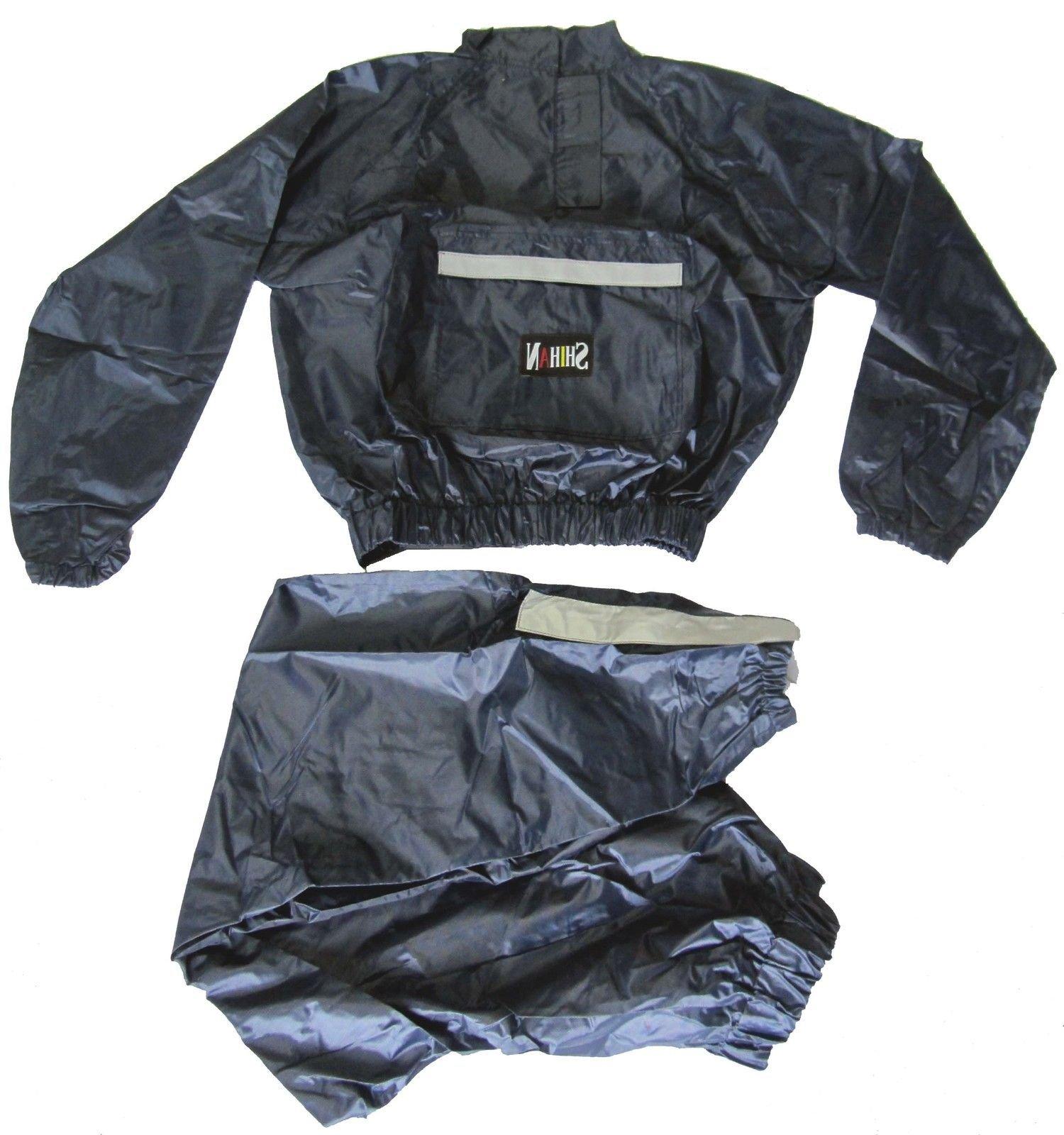 Sauna Suit ELITE-PRO Deluxe – SHIHAN – Size -XXXX LARGE