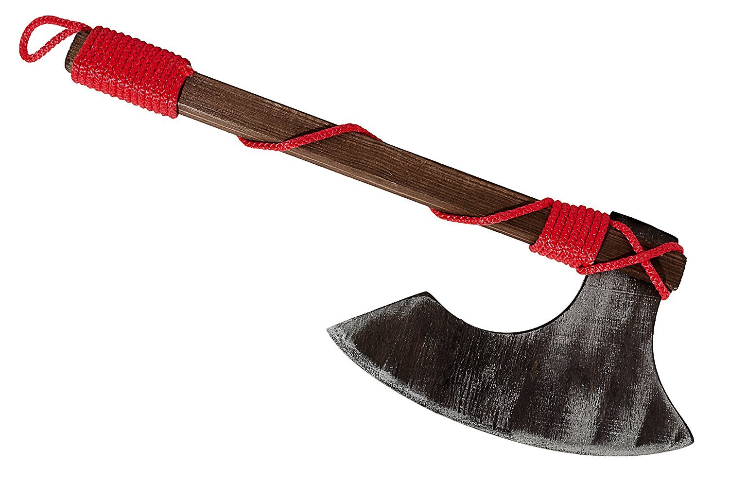 Small VIKING'S AXE 43cm / 17in Wooden Toy for Kids / Children - Dark Master of Trading W003A