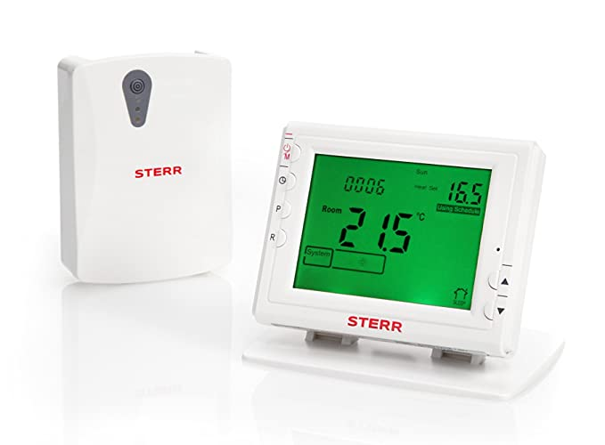 sterr – Termostato inalámbrico, de termostato, termostato inalámbrico – rtw501
