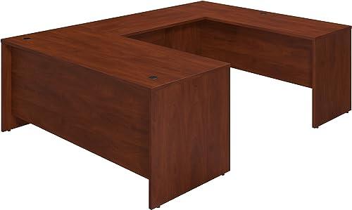 Bush Business Furniture Series C Elite 72W x 30D U Station Desk Shell