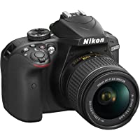 Nikon D3400 24.2MP DSLR Camera with 18-55mm VR Lens (Refurb)