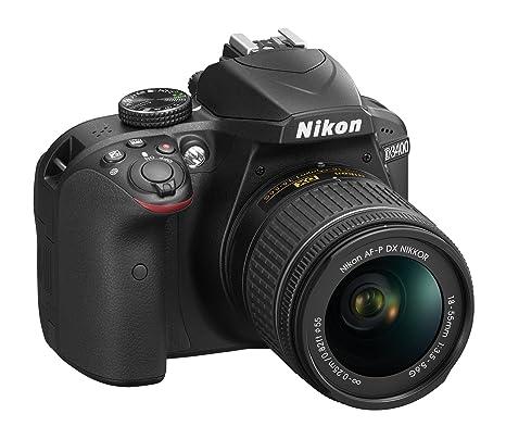 buy nikon d3400 24 2 mp digital slr camera black af p dx nikkor