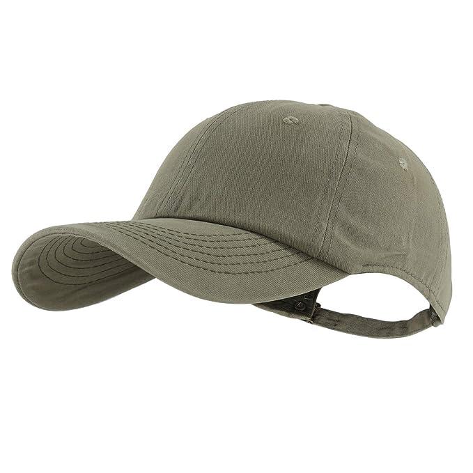 Gisdanchz Mens Baseball Cap Low Profile 6 Pannel Caps Dad Hat for Women Adjustable Polo Hats