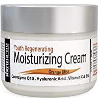 Anti-Aging Face Cream for Wrinkles with Collagen Boosting Peptides, Hyaluronic Acid...