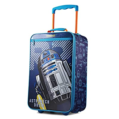 American Tourister Kids Softside Upright Luggage