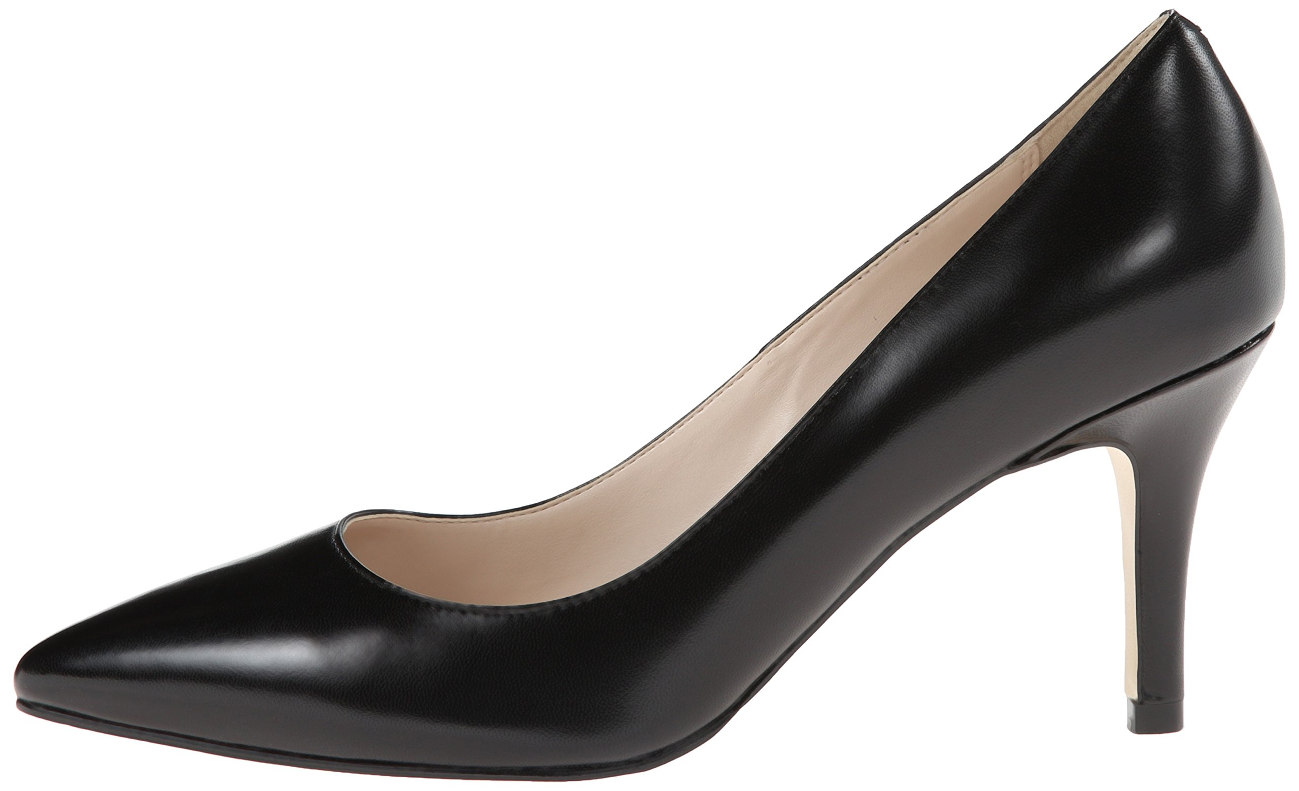 Cole Haan Women's Juliana Pump 75,Black Leather,8.5  B US by Cole Haan (Image #5)