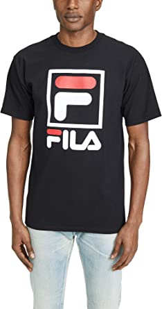 Fila Stacked - Camiseta para hombre