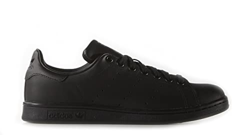 newest collection cfbbc 7942f Adidas Stan Smith Core Black Black Black M20327 Mens 7.5