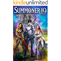 Summoner 19 book cover
