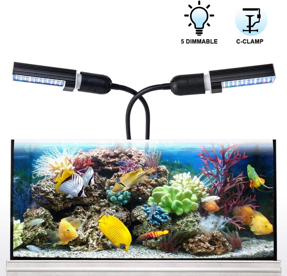 Relassy LED Aquarium Light