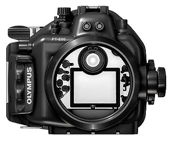 Olympus PT-E05 carcasa submarina para cámara: Amazon.es ...