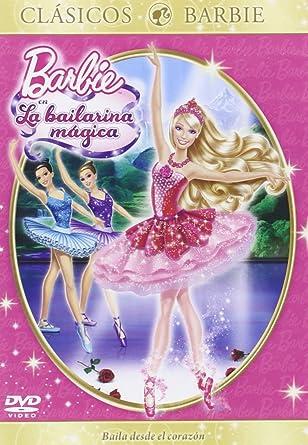 Barbie En La Bailarina Mgica DVD Amazones Dibujos animados