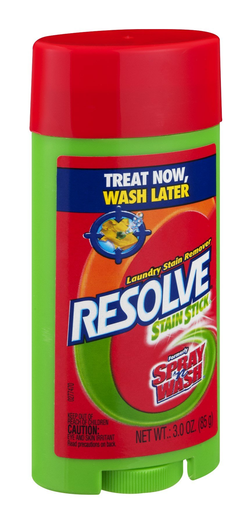 Resolve Laundry Stain Remover Stain Stick, Pack of 24