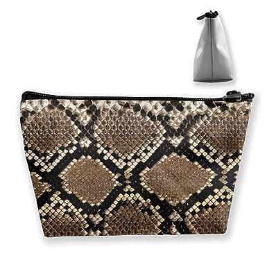 Amazon.com: Bolsas de cosméticos de viaje para mujer, color ...